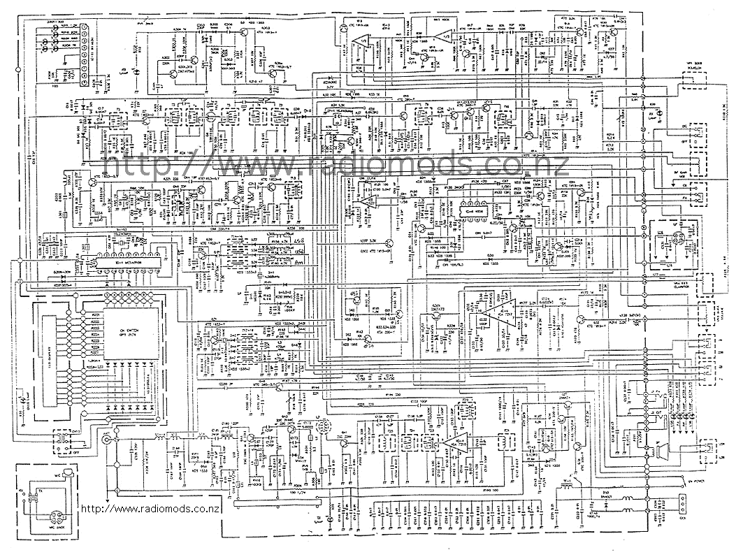tx842ncd the defpom cb and ham circuit diagram page gme microphone wiring diagram at love-stories.co