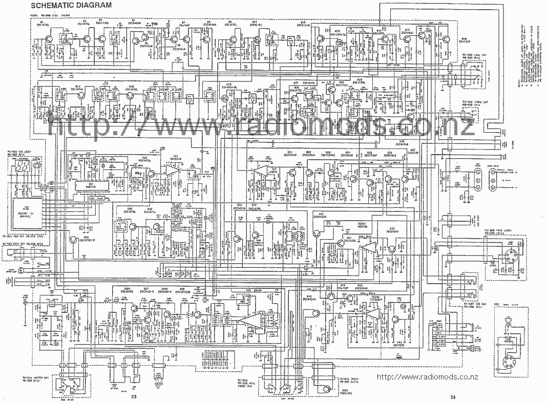 Schematic Uniden Grant Free Download Lcd Wiring Diagram The Defpom Cb And Ham Circuit Page