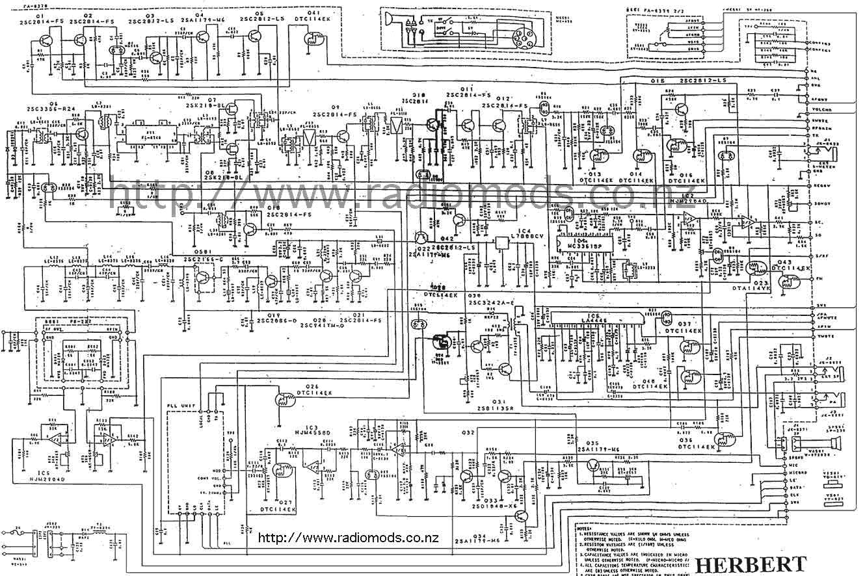 Ham Radio Schematic Diagram. Ham Radio Block Diagram, Ham ... on