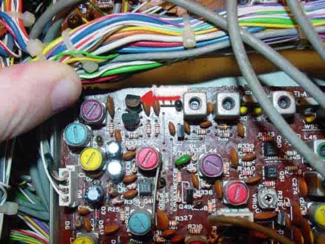 assembly error corrections for the kenwood ts 940 Kenwood ts- 890s kenwood ts-940s owners manual